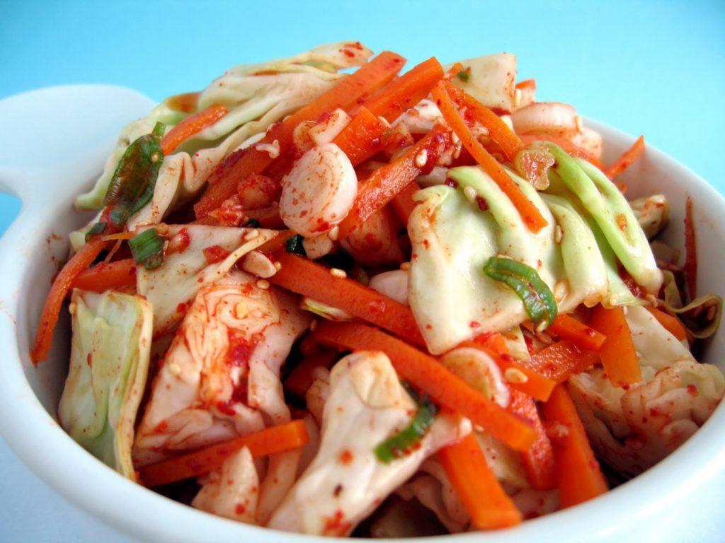 Рецепты блюд из белокочанной капусты: чамча, чимчи, чим чим, чимча