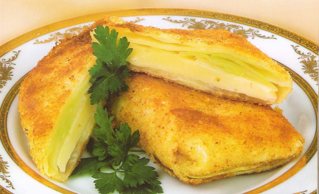 Вкусные рецепты белокочанной капусты в кляре