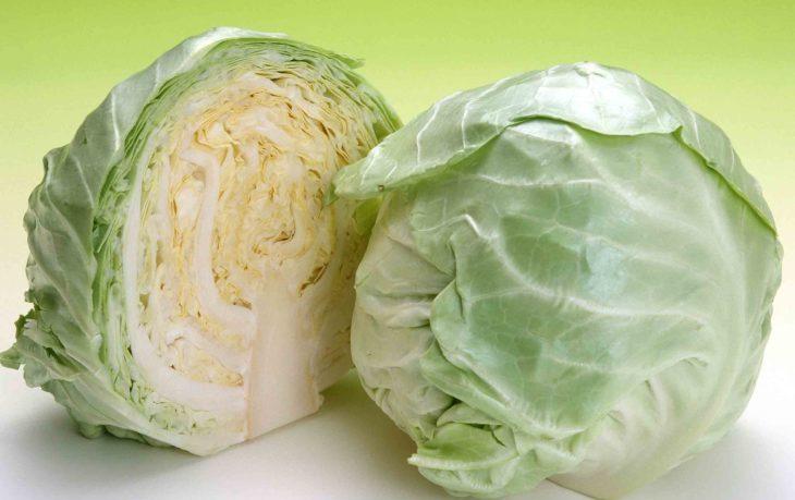 заморозить капусту белокочанную
