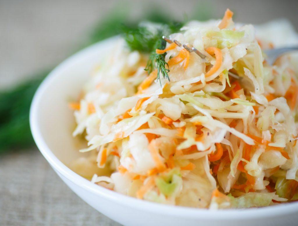диетические блюда из белокочанной капусты