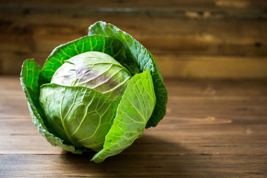 Витаминный и минеральный состав белокочанной капусты