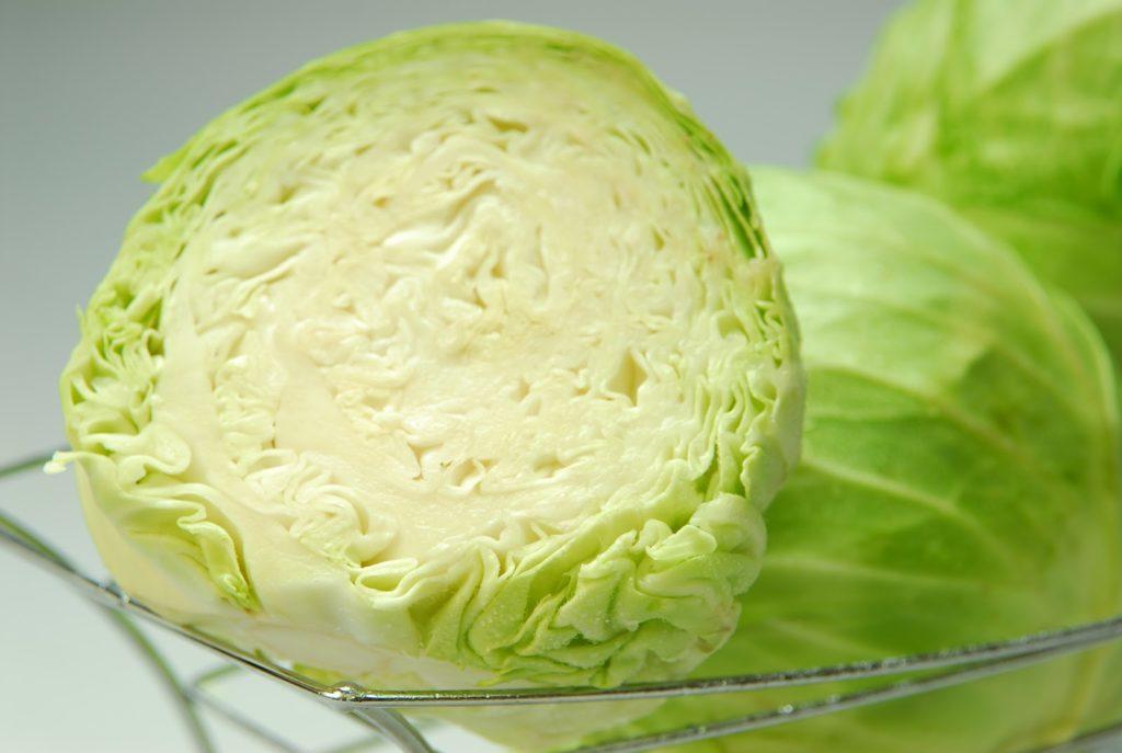 Сколько калорий в капусте белокочанной
