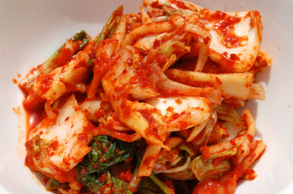 Готовим капусту белокочанную по-корейски
