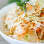 Простые диетические блюда из белокочанной капусты
