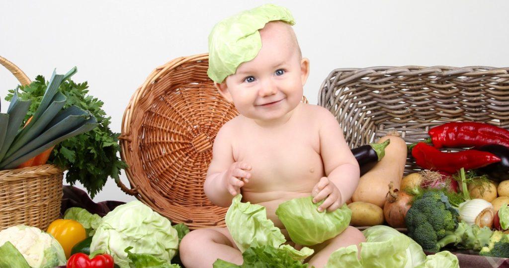 с какого возраста ребенку можно капусту белокочанную
