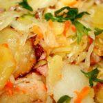 Что приготовить из белокочанной капусты быстро и вкусно