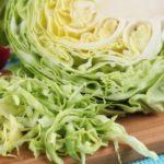 Белокочанная капуста: бжу, гликемический индекс, кальций, клетчатка