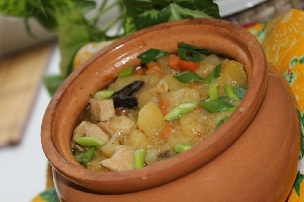 Вкусные рецепты картофеля в горшочках