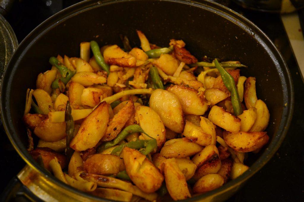 Вкусные рецепты картофеля в мультиварке