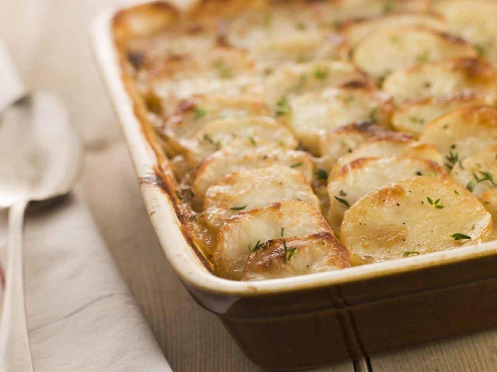 Вкусные рецепты картофеля по-французски