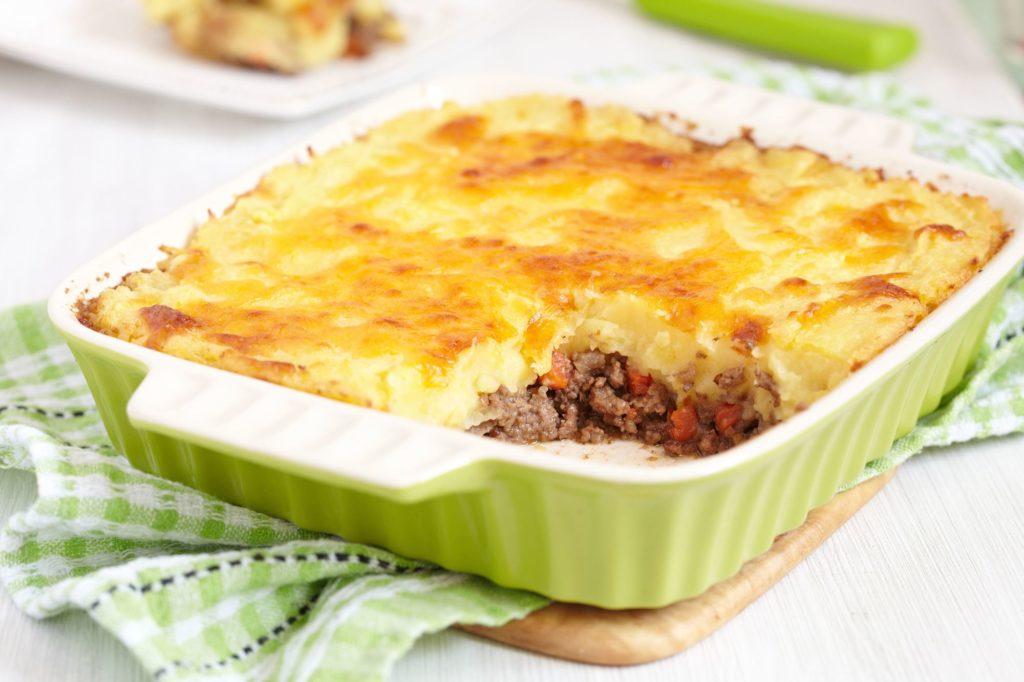 Вкусные рецепты мясной запеканки с картофелем
