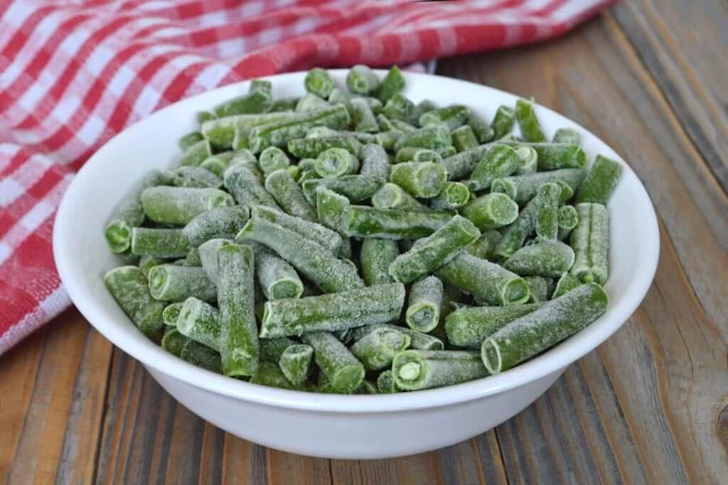 Рецепты приготовления из стручковой замороженной фасоли