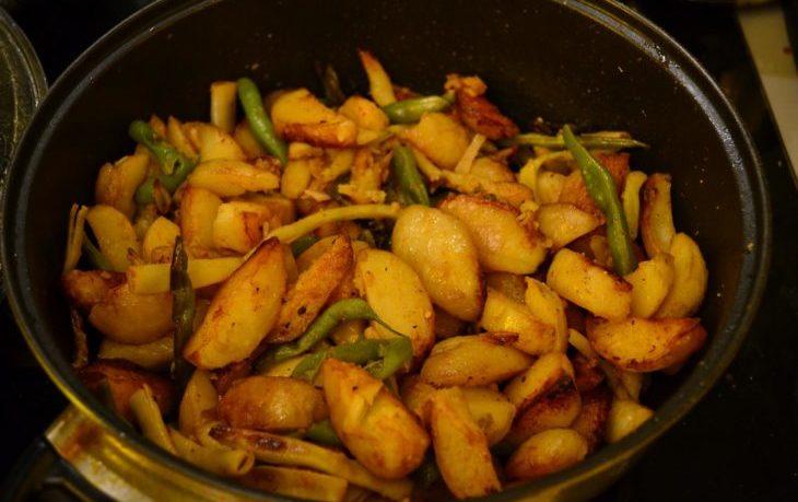 картофель в мультиварке рецепты