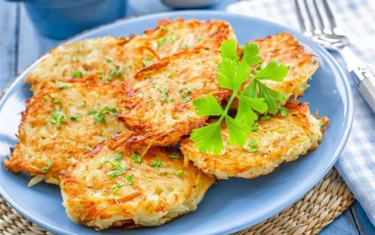 Вкусные рецепты драников из картофеля