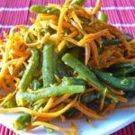 Вкусные рецепты салатов со стручковой фасолью