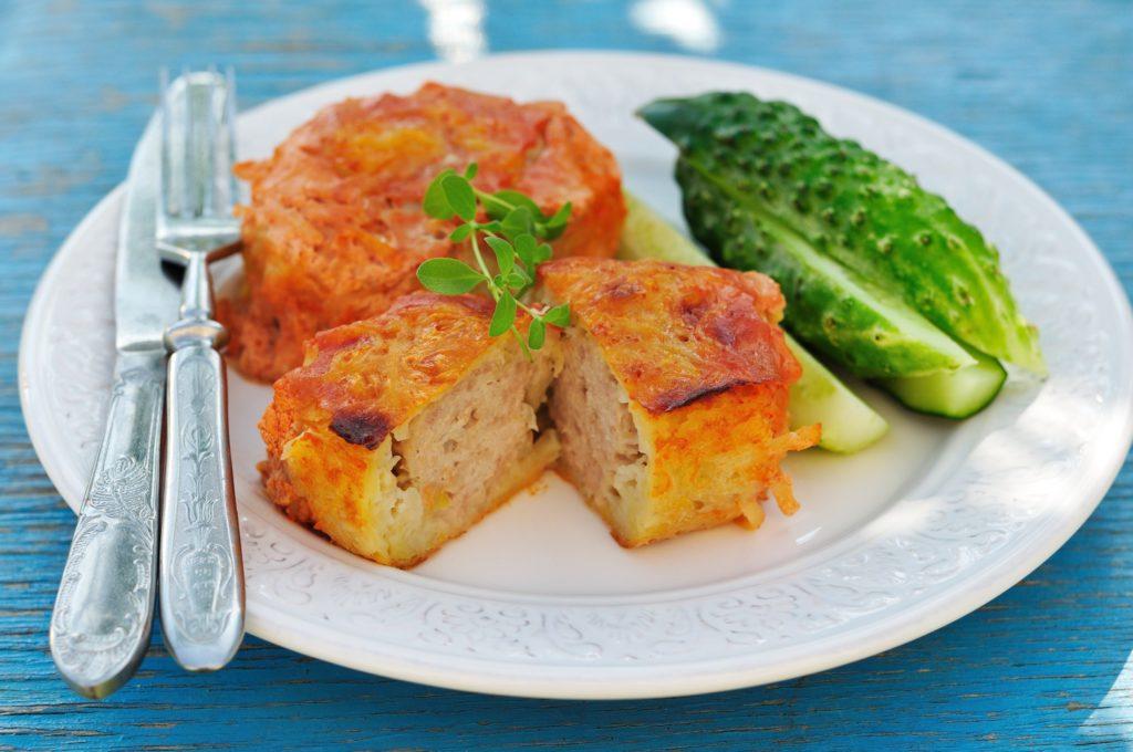 Блюда из фарша и картофеля: колдуны, стожки, мусака