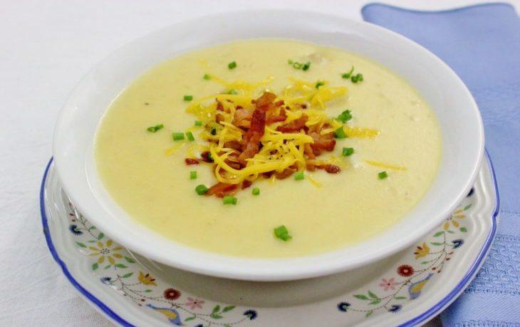 суп пюре из картофеля рецепты