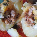 Классические рецепты из картофеля с фаршем в духовке