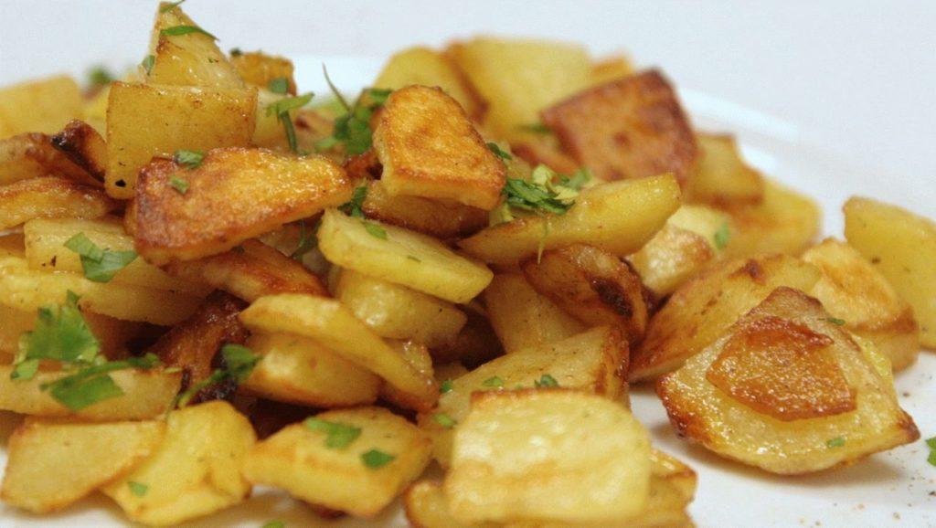 Рецепты фаршированного, вареного, жареного, постного картофеля