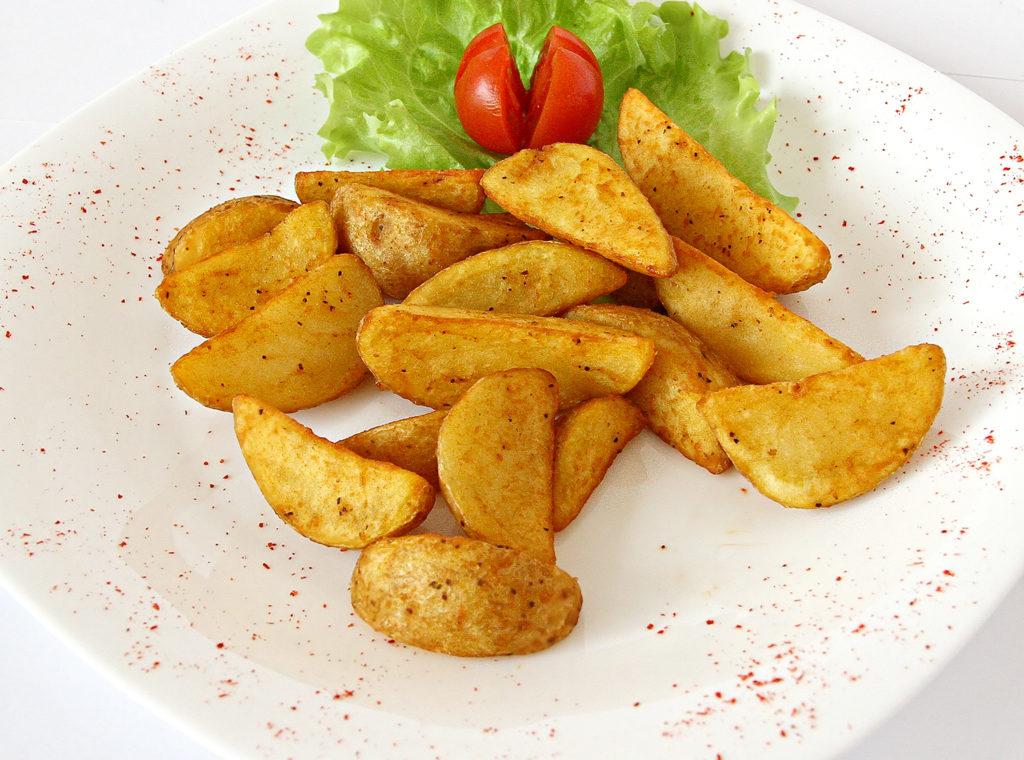 Вкусные рецепты картофеля в духовке по-деревенски, по-французски