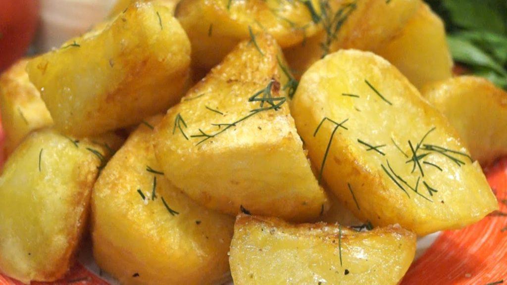Вкусные рецепты картофеля в духовке