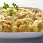 Простые рецепты блюд из картофеля: в фольге, гратен, айдахо, в рукаве