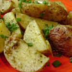 Рецепты запеченного в духовке картофеля