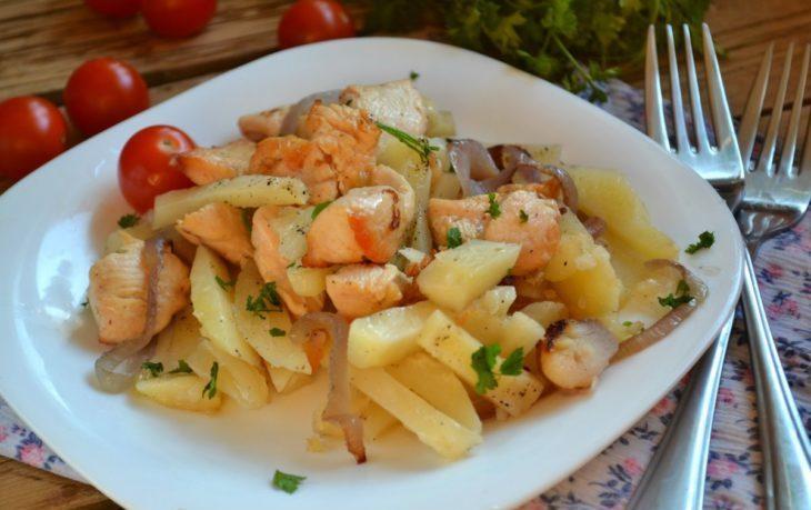блюда из картофеля рецепты быстро и вкусно