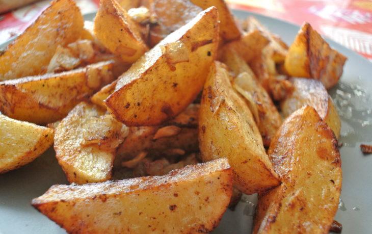сколько калорий в картофеле