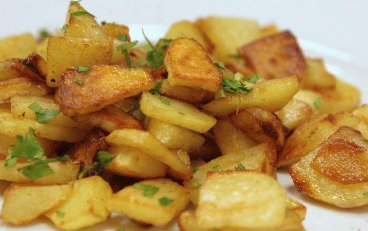 печеный картофель рецепт