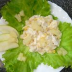 Рецепты салатов с курицей, ананасом и кукурузой