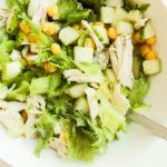 Рецепты салатов из кукурузы, огурцов с пекинкой, сельдереем