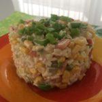 Рецепты салатов с кукурузой и солеными огурцами