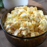 Простые салаты с куриным филе и кукурузой
