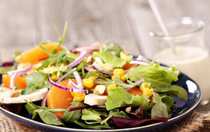 Рецепты салатов с болгарским перцем и кукурузой