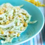 Рецепты салатов с кукурузой без майонеза, риса, яиц, сыра, мяса