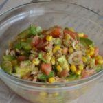 Рецепты салатов с тунцом, кукурузой и капустой, фасолью, луком