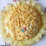 Рецепты салатов с чипсами и кукурузой