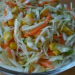 Рецепты простых и вкусных салатов с кукурузой
