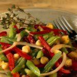 Рецепты салатов с кукурузой и капустой, стручковой фасолью, авокадо