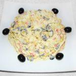 Рецепты салатов с кукурузой и оливками, маслинами