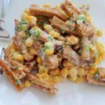 Рецепты быстрых и вкусных салатов с кукурузой