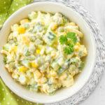 Рецепты салатов с кукурузой, яйцом и горошком, капустой