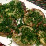 Вкусные рецепты кабачков, курицы, креветок с укропом и чесноком