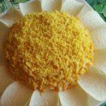 Рецепты салатов с кукурузой Солнышко, Ежик, Обжорка, Грация