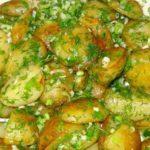 Рецепты блюд с укропом, чесноком и перцем, творогом, картошкой