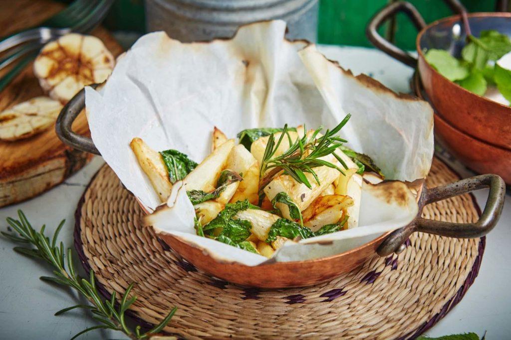 Рецепты жареного, запеченного в духовке, сушеного, маринованного сельдерея