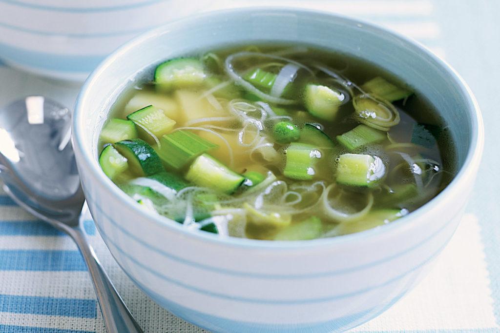 Рецепты супа из сельдерея для похудения