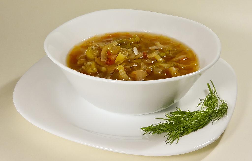 Рецепты супа со стеблевым сельдереем