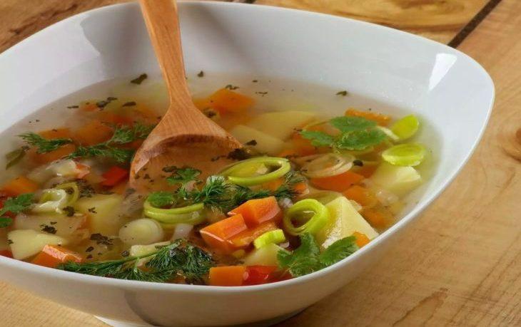 диетический суп с сельдереем рецепт